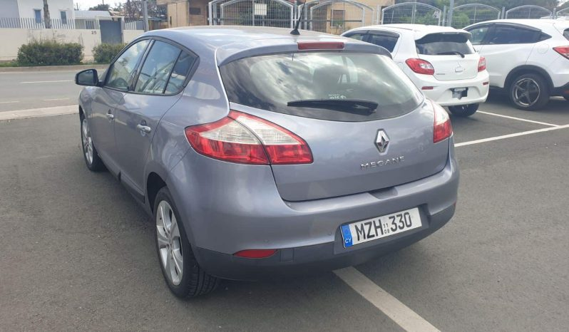 Renault Megane 1,5L 2008 full