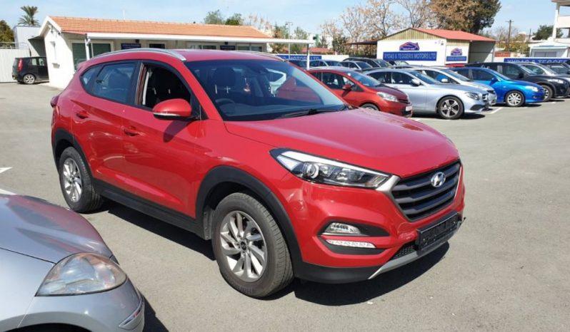 Hyundai Tucson 1,7L 2016 full
