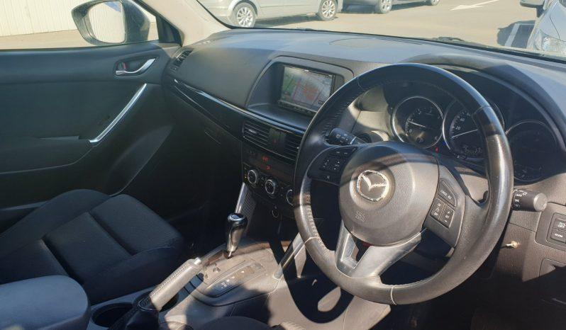 Mazda CX-5 2012 2.2L full