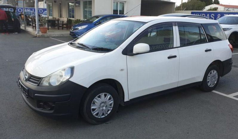 Nissan AD 1,5L 2013 full