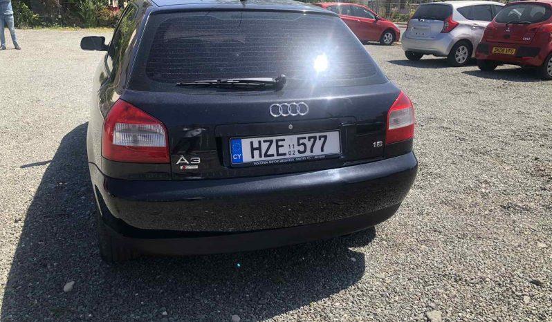 Audi A3, 1.6L, €1950, 2002 full