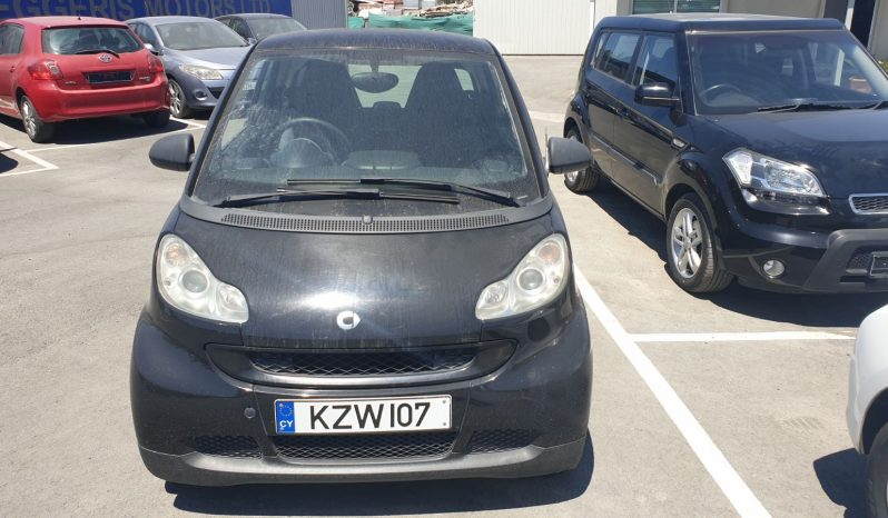 Smart ForTwo 1.0L, Manual, Petrol, 2007 full